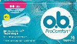 o.b. Tampons Pro Comfort Mini