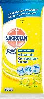 Sagrotan Allzwecktücher Lemon