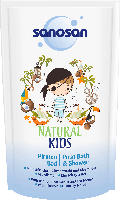 Sanosan Badezusatz Natural Kids Piraten Bad