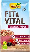 Tartex Fit & Vital Beeren Müsli