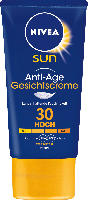 NIVEA SUN Sonnencreme Anti-Age Gesicht LSF 30