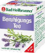 Bad Heilbrunner Beruhigungstee Lavendel 8x1,0g