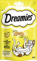 Dreamies Snack für Katzen mit Käse