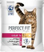 PERFECT FIT Trockenfutter für Katzen, Adult 1+ Huhn