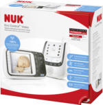 Nuk Babyphone Eco Control plus Video