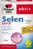 Doppelherz Selen Depot Tabletten