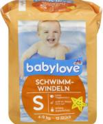 babylove Schwimm-Windeln Größe S, 4-9kg