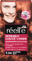 réell'e Haarfarbe Intensiv Color Creme Kupferrot 7.34