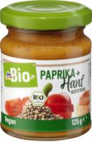 dmBio Aufstrich Paprika-Hanf