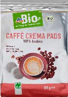 dmBio Caffè Crema Pads