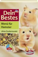 Dein Bestes Hauptfutter - Menü für Hamster