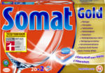 Somat Spülmaschinentabs Gold