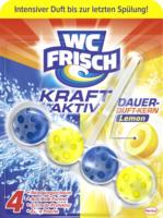 WC-Frisch WC Reiniger Kraft-Aktiv Lemon