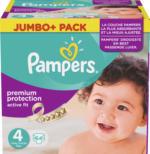 Pampers Windeln Active Fit Größe 4 Maxi, 8-16 kg, Jumbo+ Pack