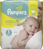 Pampers Windeln premium protection New Baby, Größe 1 New Born, 2-5 kg