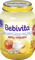 Bebivita Frühstücks-Müsli Apfel-Pfirsich ab 10. Monat