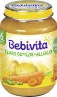 Bebivita Gemüse Feines Gemüse-Allerlei ab 6. Monat