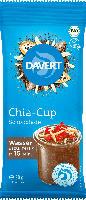 Davert Chia-Cup Schokolade