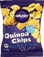 Davert Quinoa Chips Salt & Pepper