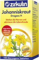 Zirkulin Johanniskraut Dragees