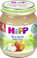 Hipp Früchte Bio-Apfel 100% Frucht nach dem 4. Monat