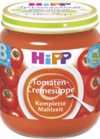 Hipp Suppe Tomaten-Cremesuppe ab 8. Monat