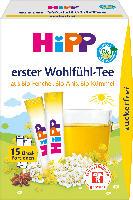 Hipp Babytee erster Wohlfühl-Tee, 15x0,36g