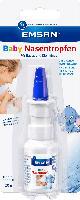 Emsan Nasentropfen für Babys und Kleinkinder