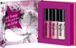 essence cosmetics Lipgloss mini set we rock the world 08