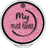 essence cosmetics Lidschatten my must haves eyeshadow raspberry frosting 06