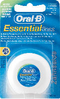 Oral-B Zahnseide Essential Floss Mint gewachst