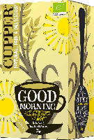 Cupper Good Morning Tee, 20x1,75g