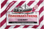 Fisherman's Friend Pastillen Wild Cherry zuckerfrei