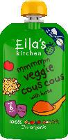 Ella's Kitchen Quetschbeutel veggie couscous with herbs ab 6 Monaten