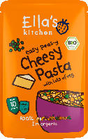Ella's Kitchen Menü Cheesy Pasta with lots of veg ab 10 Monaten