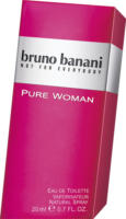 Bruno Banani Eau de Toilette Pure Woman