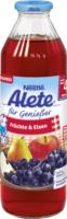 Alete Fruchtsaft-Getränk Früchte & Eisen nach dem 4. Monat