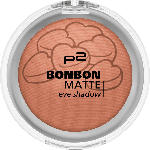 p2 cosmetics Lidschatten bonbon matte eye shadow 010 afternoon naps