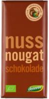 """Schokolade """"Vollmilch Nougatcremefüllung"""""""