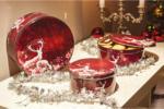 Weihnachtskeksdosen-Set Rentier