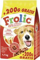Frolic Complete Hunde-Trockennahrung versch. Sorten, jeder 1,5-kg + 200 g Bonus-Beutel