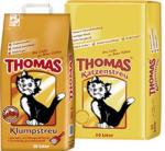 Thomas Katzenstreu 30 Liter oder Klumpstreu 20 Liter, jeder Beutel