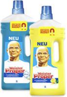 Meister Proper Allzweck-Reiniger versch. Sorten, jede 2-Liter-Flasche