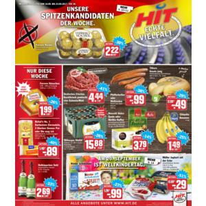 Wochen Angebote Prospekt Mönchengladbach-Rheydt