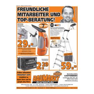 Wochen Angebote Prospekt Berlin-Lichtenberg