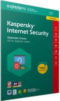 Kaspersky Internet Security 2018 Upgrade 1 Jahr, 1 PCs