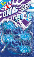 Cillit BANG Blue Wave 6 Blauspüler Ozeanfrische