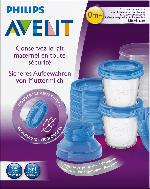 """Philips AVENT Aufbewahrungssystem """"VIA"""" für Muttermilch"""