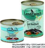 LandFleisch Cat 195 g Dose / 400 g Dose