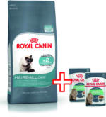 Royal Canin Trockennahrung + 2 Frischebeutel gratis